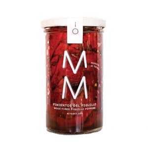 MIMO Wood-Fired Piquillo Peppers