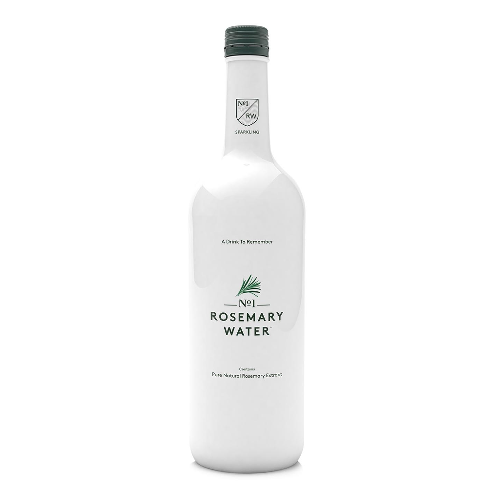 No.1 Rosemary Water - Sparkling 750ml