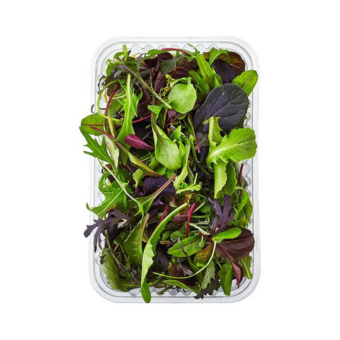 SALAD - MIXED LEAVES 125g