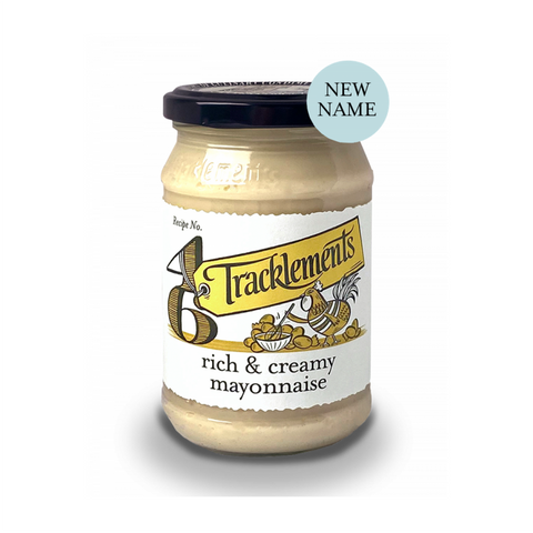 Tracklements Rich & Creamy Mayonnaise 245g