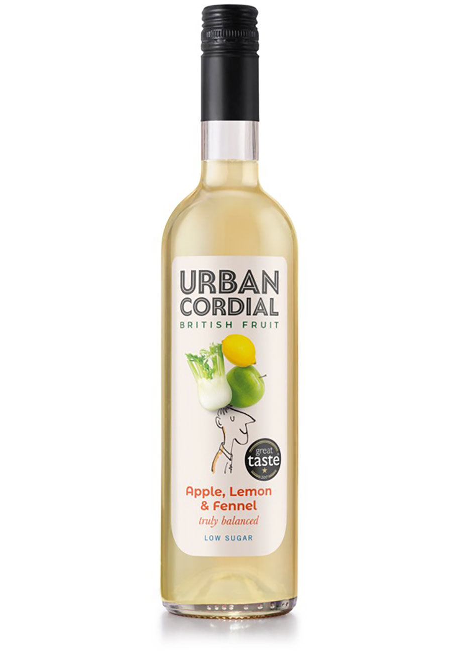Urban Cordials Apple & Fennel Cordial 500ml