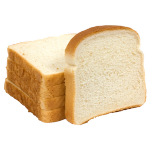 Bread Factory - White Medium Sliced Tin Loaf 800g