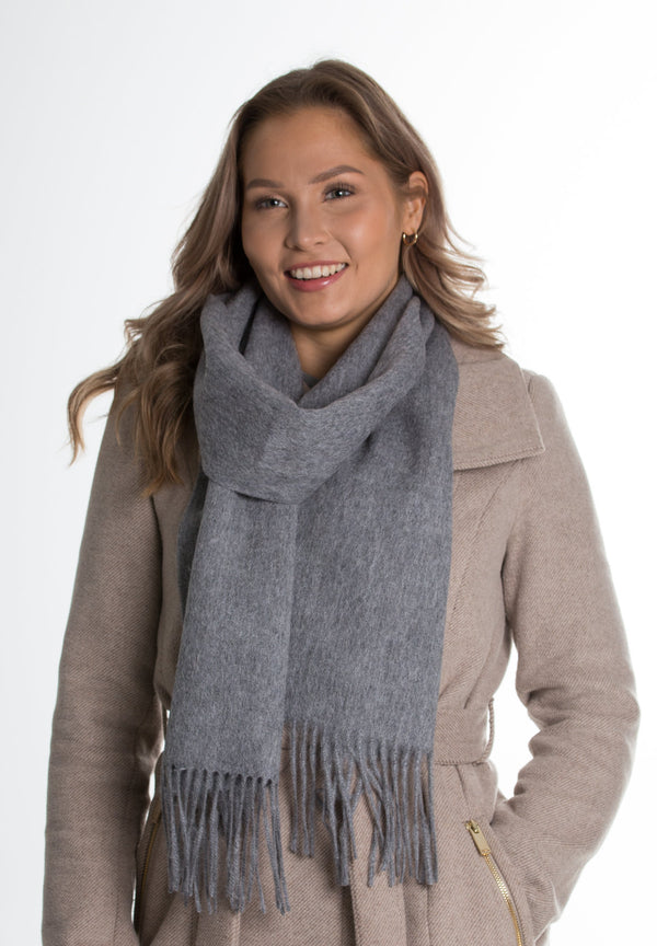 Huurre wool scarf