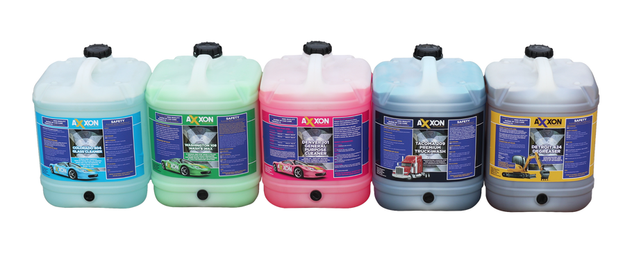 6 Reasons for Maintaining your Vehicles and Machinery with Axxon Cleaning Products