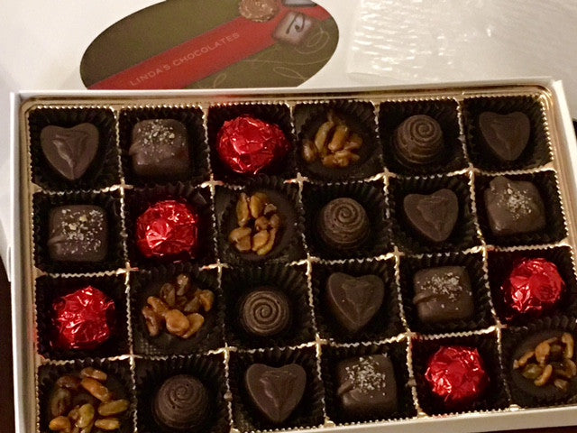 TRUFFLE INFUSED ASSORTED CHOCOLATES