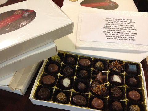 24 piece Assorted Chocolates (Pick Up Option)