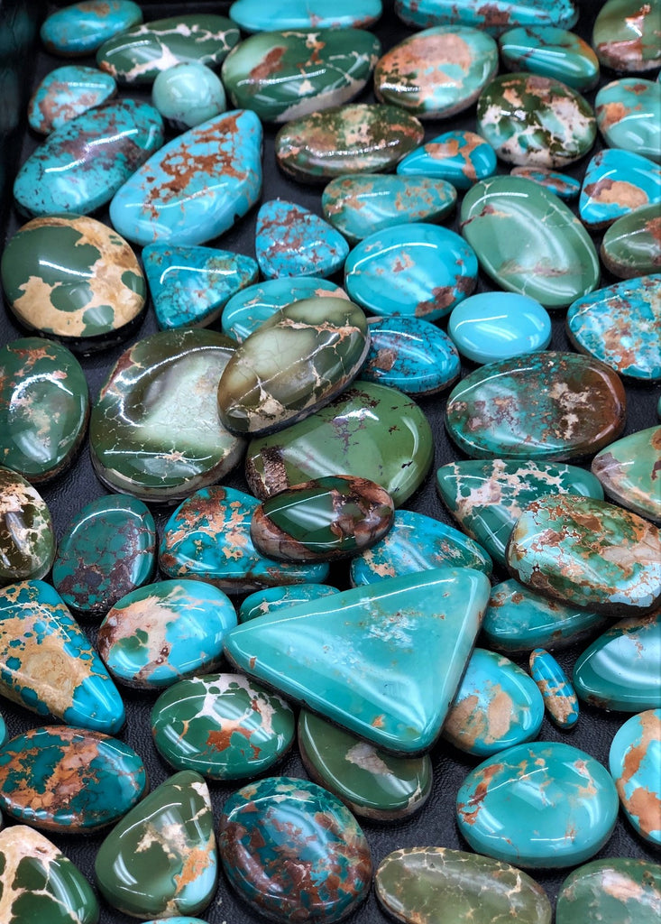 A Turquoise Lover's Guide: Turquoise From A - Z