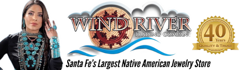 Wind River Trading Company 40 year banner