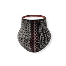 Load image into Gallery viewer, SOLD Acoma Checker Pattern by Melissa Antonio
