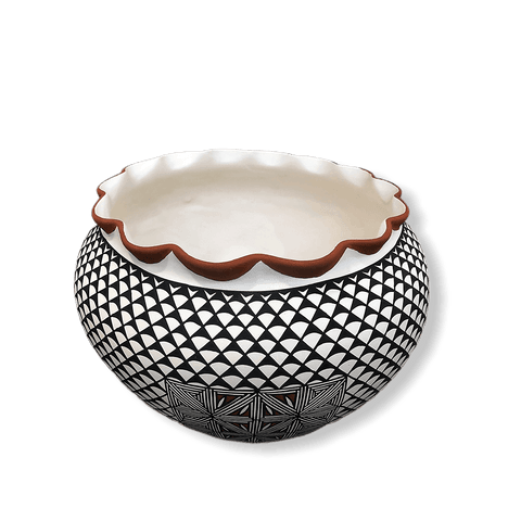 Image of Acoma Intricate Design Pot