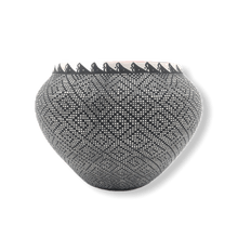Load image into Gallery viewer, Acoma Multi-Pattern  Pot by M. Antonio