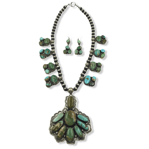 Image of B. Johnson Royston Turquoise Necklace