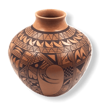 Load image into Gallery viewer, Hopi Pot by R. Youvella