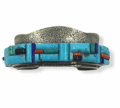 Image of L. James Multi Color Bracelet -Navajo
