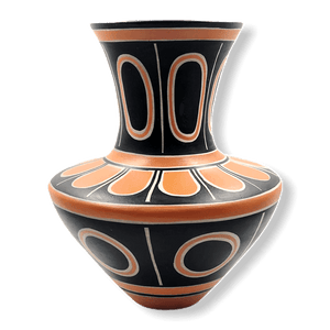 Large Thomas Tenorio Santo Domingo Vase