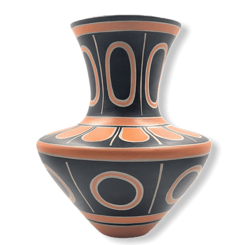 Image of Large Thomas Tenorio Santo Domingo Vase
