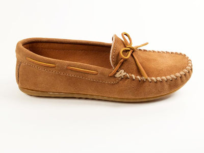 Men's Classic Moccasin Taupe 917T