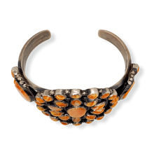 Load image into Gallery viewer, Native American Bracelet - Dean Brown Navajo Spiny Oyster Cuff Bracelet