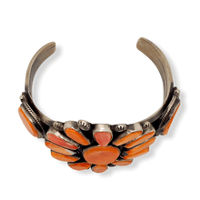 Load image into Gallery viewer, Native American Bracelet - Navajo Spiny Oyster Bracelet -Dean Brown