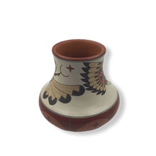 Load image into Gallery viewer, Large Bird Pot by Lois Gutierrez