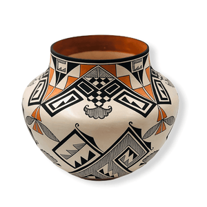 SOLD Acoma Traditional Multi-Color