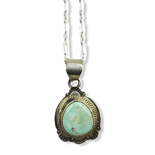 Load image into Gallery viewer, Navajo Dry Creek Pendant W/ Chain