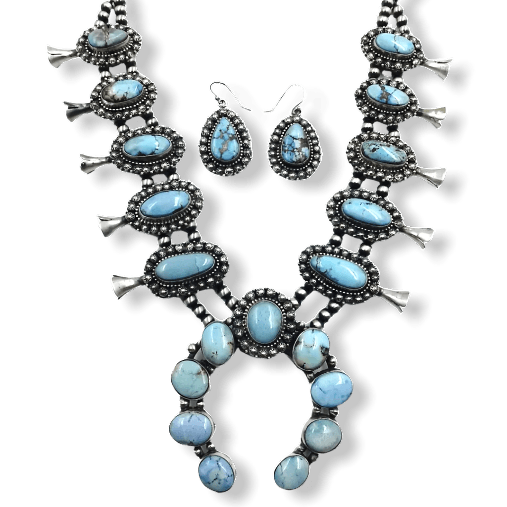 Navajo Golden Hill Necklace Ella Peters