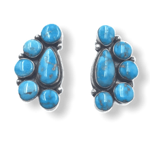 Load image into Gallery viewer, SOLD High Grade Kingman Turquoise Ear.