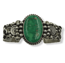 Load image into Gallery viewer, Navajo Royston Turquoise  Bracelet -Drops