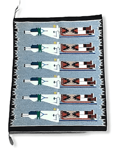 Navajo Yei Be Chei Ceremony Rug
