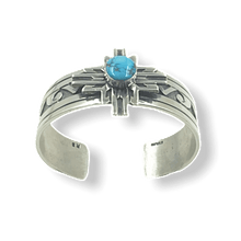 Load image into Gallery viewer, SOLD Turquoise Zia Brace.