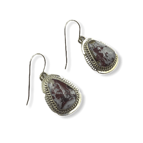 Image of Navajo Wild Horse Hook Earrings