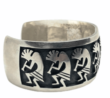 Load image into Gallery viewer, Old Pawn Hopi Kokopelli Bracelet