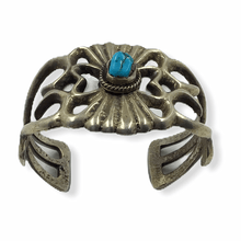 Load image into Gallery viewer, Sand Cast Navajo Pawn Bracelet