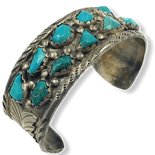Load image into Gallery viewer, SOLD Turquoise Nugget  Brace.