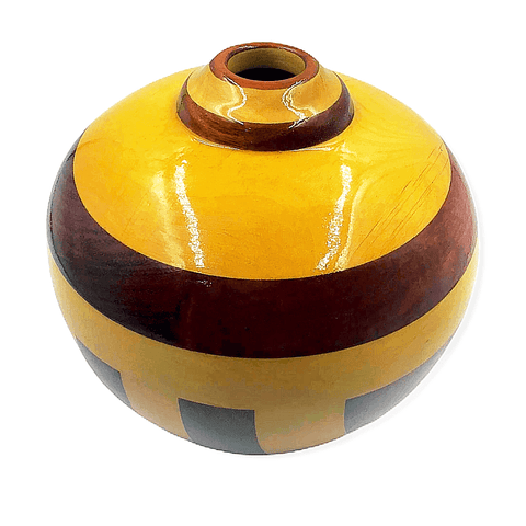 Two Toned Wood Turning By G. Austin