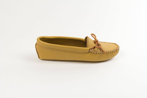 Image of Women's Double Deerskin Softsole Moccasins 216