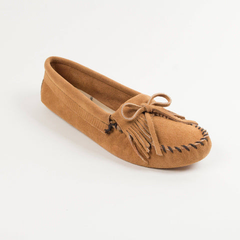 Image of Women's Kilty Softsole Moccasins 107T