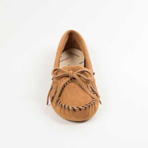 Women's Kilty Softsole Moccasins 107T