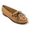 Women's Thunderbird Boat Beaded Moccasins 177
