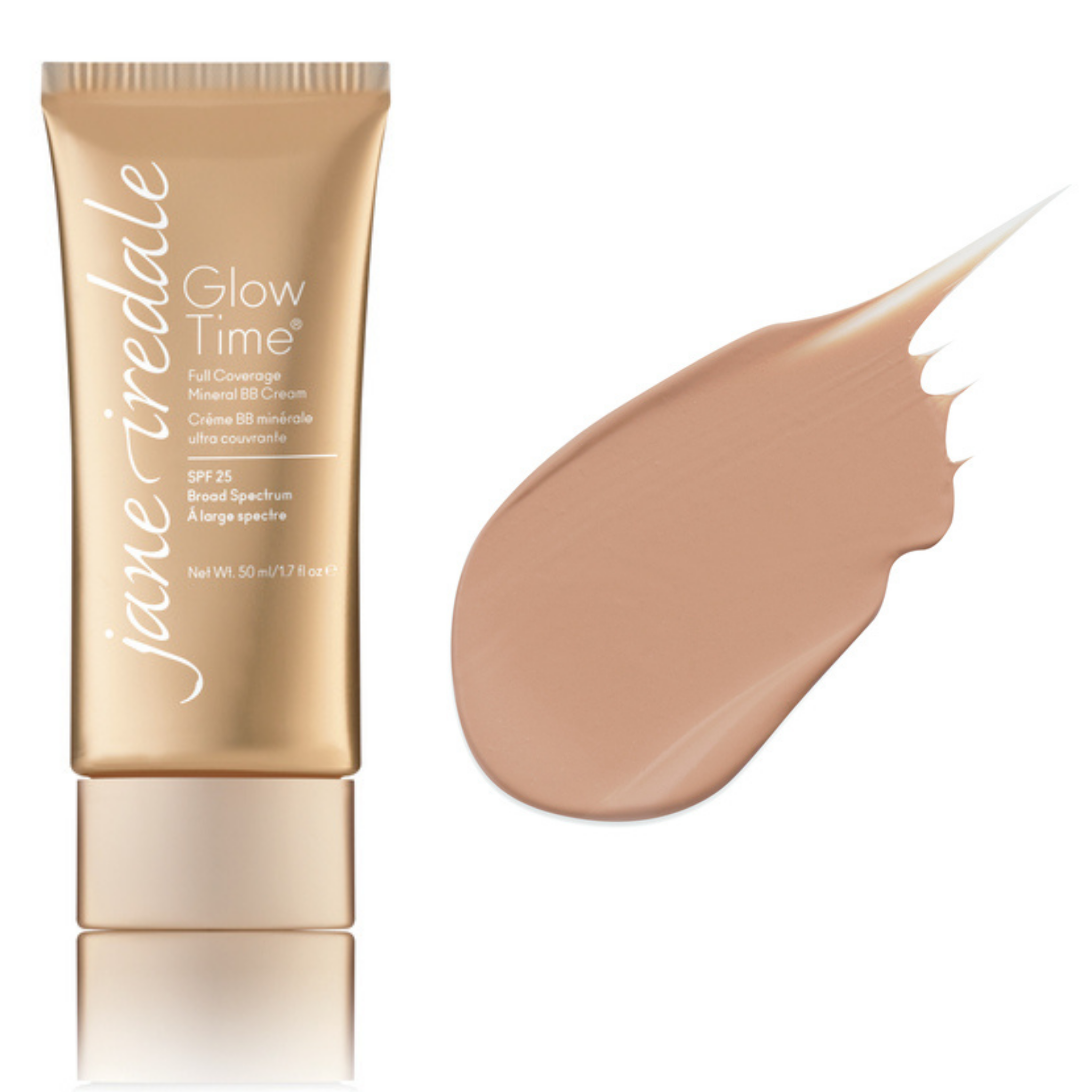Glow Time Mineral BB Cream - Jane Iredale