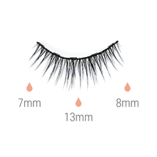 Load image into Gallery viewer, CHARMER | Vegan Magnetic Eyelashes