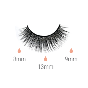 DANCING QUEEN | Vegan Magnetic Eyelashes
