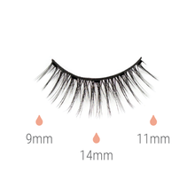 Load image into Gallery viewer, FIERCE | Vegan Magnetic Eyelashes