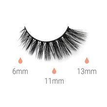 Load image into Gallery viewer, HEART BREAKER | Vegan Magnetic Eyelashes