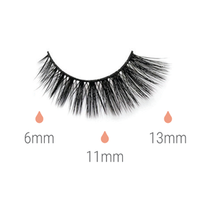 HEART BREAKER | Vegan Magnetic Eyelashes