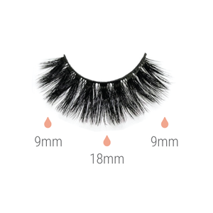 KNOCKOUT | Vegan Magnetic Eyelashes