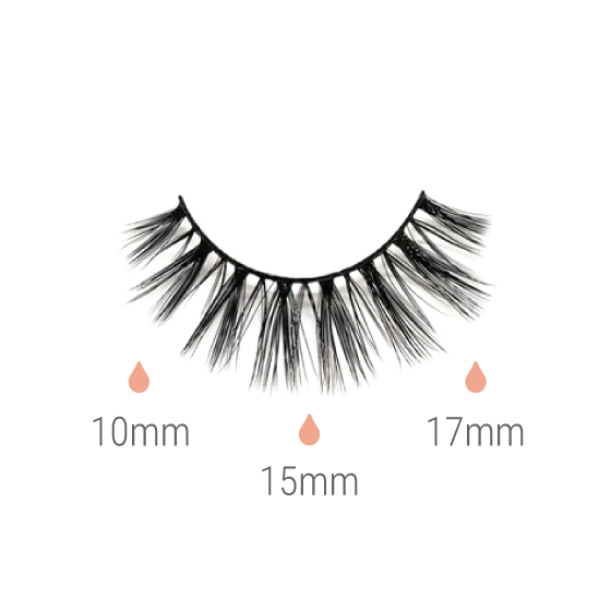 MIAMI | Magnetic Eyelash Kit