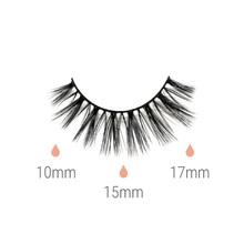 Load image into Gallery viewer, MIAMI | Magnetic Eyelash Kit