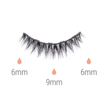 Load image into Gallery viewer, SHORTIE | Vegan Magnetic Eyelashes
